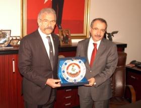 Milli Eğitim Bakanı Dinçer Osmaniyede