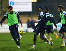 Fenerbahçe Yo-Yo testinden geçti