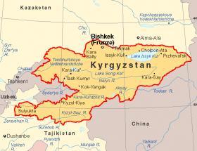 Kırgız-Özbek sınırında gerginlik