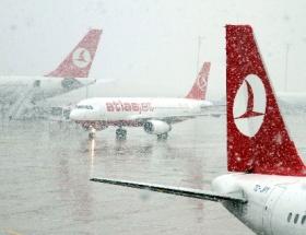 Avrupa uçuşlarında 9 saatlik rötar