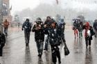 Kar İstanbulluları perişan etti!