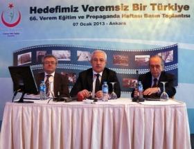 Verem vakalarının üçte biri İstanbulda