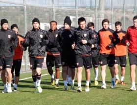 Adanaspor, A2 takımıyla hazırlık maçı yaptı