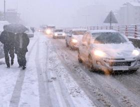 Malatyada 229 köy yolu kapandı