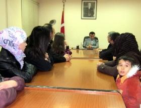 Ünyeliler, Suriyelilere kucak açtı