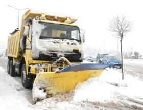 Batı Karadenize yoğun kar uyarısı