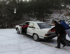 Sivasta 755 köy yolu ulaşıma kapandı