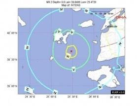 9 artçı deprem oldu!