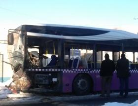 Kaza yapan otobüs İETTye ait