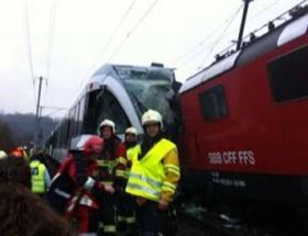 Avrupada tren kazası: 40 yaralı