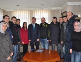 AK Parti Gençlik Kolları yönetiminde istifa