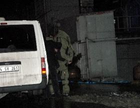 Yeni Akitin basıldığı matbaaya ses bombalı saldırı
