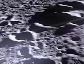 Ayın bu görüntüleri ilk kez yayınlandı