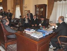 Suudi gazeteciler Bursada