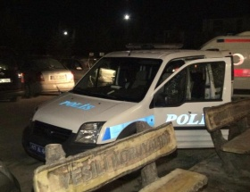 Mardinde polise saldırı: 1 şehit