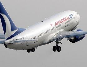 Ankara uçuşuna 8 saatlik rötar