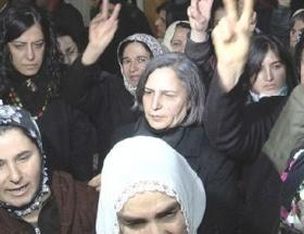 PKKlı Fidan Doğanın cenazesi Adıyamanda