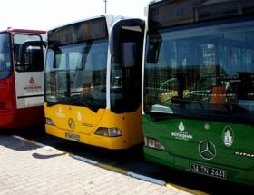 İstanbula 350 yeni otobüs