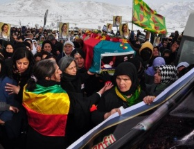 PKKlı kadınlar toprağa verildi