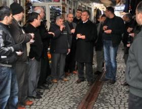 Tarihi Arasta Çarşısı, restore edilecek