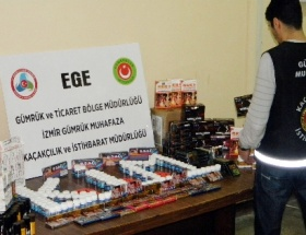 İzmirde kaçak ilaç operasyonu