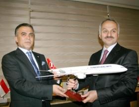 Sivas TSOdan uçaklara yolcu garantisi