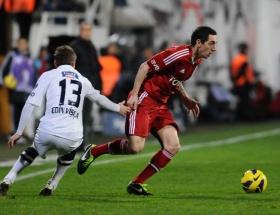 Beşiktaş 2-2 İstanbul BŞB