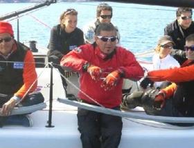 Tekneden düşen Hazarhun, kurtarılamadı