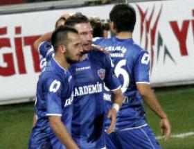 Karabükspor 3-1 Kayserispor