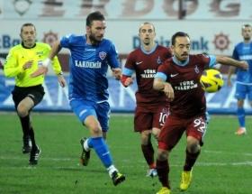 Trabzonspor 1- 3 Karabükspor