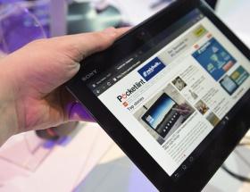 Sonyden tablet atağı