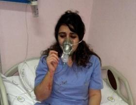 Diyarbakırda sağlık çalışanlarına dayak