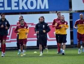 Galatasaray, Mersin maçına hazır