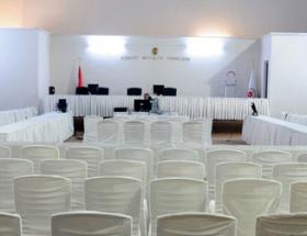 Düğün değil duruşma salonu
