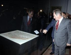 Piri Reisin 500 yıllık haritası görücüye çıktı