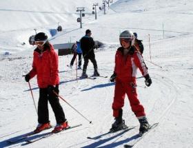 Erciyes A.Ş., kayak kursu açıyor