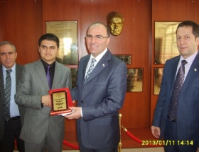 Türk Kızılayından zihinsel engelli öğrencilere yardım