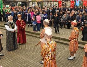 Osmanlı Devletinin 714. kuruluş yıldönümü kutlandı