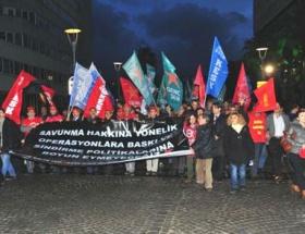 Aydında yolsuzluk protestosu