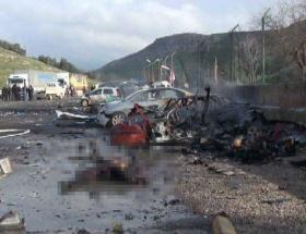 Cilvegözü Sınır Kapısında patlama