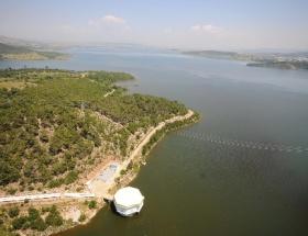 İzmirin barajları doldu