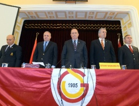 Galatasarayın Divan Kurulu Toplantısı yapıldı