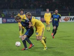 Bate Borisov 0-0 Fenerbahçe