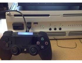 PS4ün fotoğrafı basına sızdı