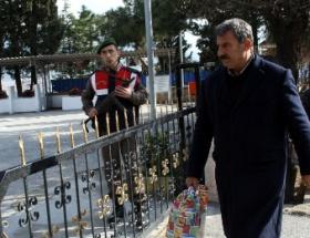 İmralı vapurunun ilk yolcusu kardeş Öcalan