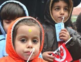 Manisada 87 bin öğrenciye okul sütü