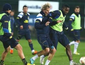 Fenerbahçe, Bate Borisov hazırlıklarına başladı