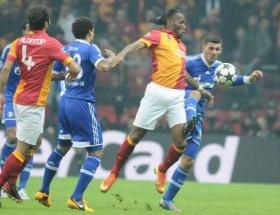 Galatasaray 1-1 Schalke 04