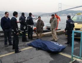 Köprüden atlayarak intihar etti