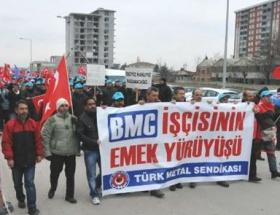 TMSF, BMC çalışanlarına ödeme yapacak